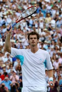 Andy Murray is through to an Olympic final and is guaranteed to win a medal. Nowherexg0d | photobucket.com