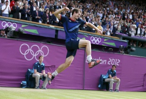 Andy Murray had an emotional loss at Wimbledon and then an emotional win at the Olympics. He is now going after his first grand slam title at the US Open. pobag1 | photobucket.com